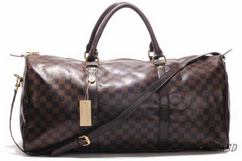 Sac Louis Vuitton Damier Noir